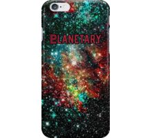 PLANETARY iPhone Case/Skin