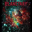 PLANETARY by meatballhead