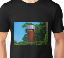 Old West End Mary Manse Building Chimney Unisex T-Shirt