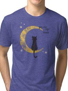 My Moon Tri-blend T-Shirt