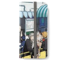 Inaba Headquarter iPhone Wallet/Case/Skin