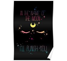 In the Name of the Moon... Poster