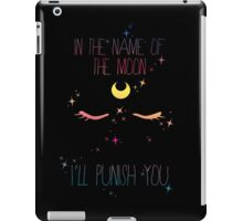 In the Name of the Moon... iPad Case/Skin