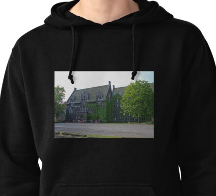 Old West End Mary Manse College Auditorium aka Lois Nelson Theater II Pullover Hoodie