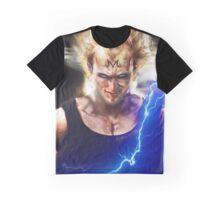 Majin Vegeta realistic Graphic T-Shirt