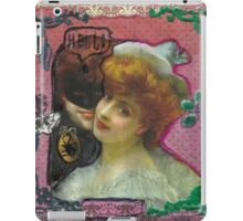 Her Dark Side.. iPad Case/Skin