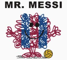 Mr. Messi by ThisIsFootball