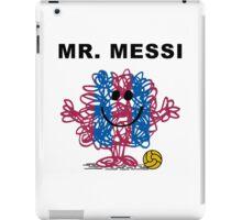 Mr. Messi iPad Case/Skin