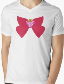 Chibi Moon Compact Mens V-Neck T-Shirt