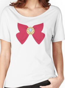 Crystal Star Pendant - Inside Women's Relaxed Fit T-Shirt