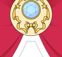 Crystal Star Pendant - Inside Sticker