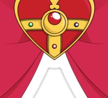Cosmic Heart Sticker