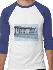 Carolina Jewels Men's Baseball ¾ T-Shirt
