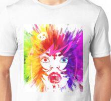 colorful gypsy vampire Unisex T-Shirt
