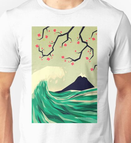 Falling in love Unisex T-Shirt