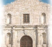 The Alamo by shutterbug941