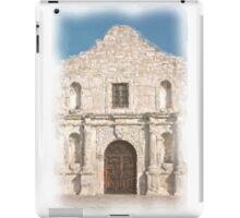The Alamo iPad Case/Skin