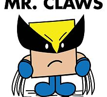 Mr. Claws by irkedorc