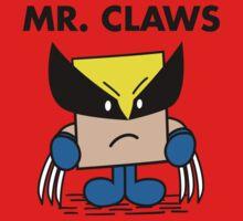 Mr. Claws Kids Tee