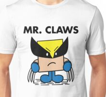 Mr. Claws Unisex T-Shirt