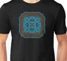 Earth Air and Water Spirit Magical Enchanted Mandala Unisex T-Shirt