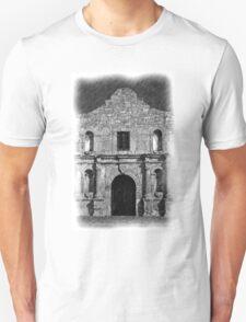 The Alamo Unisex T-Shirt