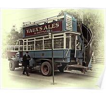 Vaux's  Ales.. (in bottles) Poster