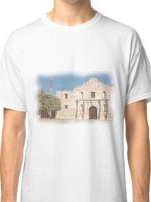 The Alamo Facade Classic T-Shirt