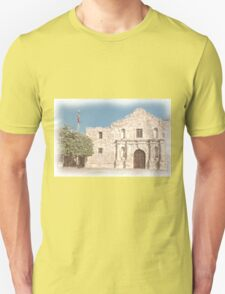 The Alamo Facade T-Shirt