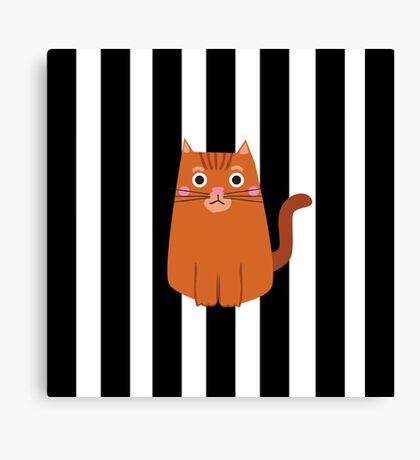 Cat!! Canvas Print