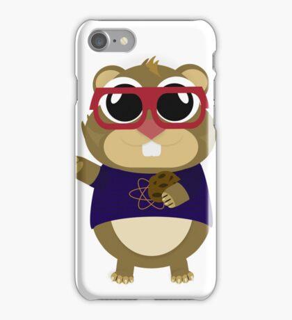 Hamster Cosh iPhone Case/Skin