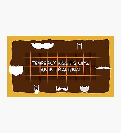 Honeydew Brothers - Yogscast Simon Photographic Print