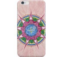 Mandala : Expanding Heart iPhone Case/Skin
