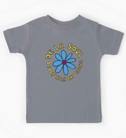 1 Foot High and Rising Kids Tee
