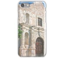 Alamo Facade iPhone Case/Skin