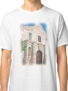 Alamo Facade Classic T-Shirt