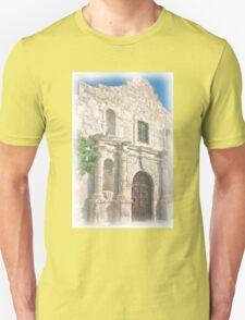 Alamo Facade T-Shirt