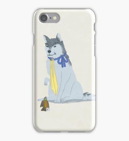 Wolf Hanzo & Sparrow Genji iPhone Case/Skin