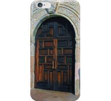 Alamo Door iPhone Case/Skin