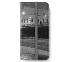 Uppsala, Fyris river, winter iPhone Wallet/Case/Skin