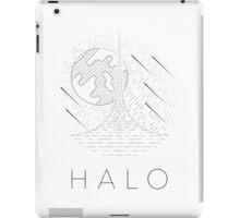 Halo 1 Icon iPad Case/Skin