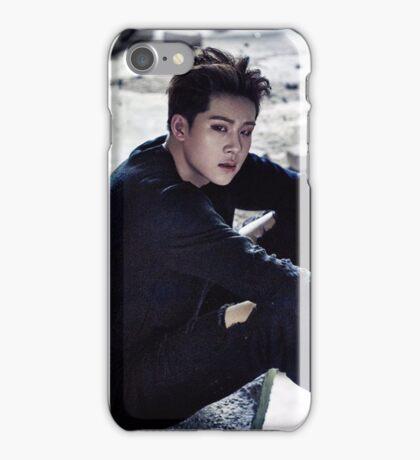 jooheon monstax iPhone Case/Skin