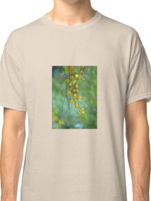 Yellow Tree Blossoms Classic T-Shirt