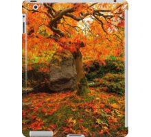 Autumn Ablaze iPad Case/Skin