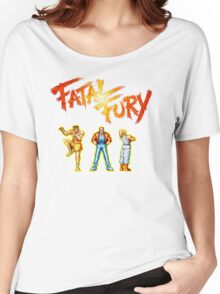 Fatal Fury (Neo Geo) Women's Relaxed Fit T-Shirt