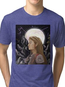 Feyre - Defender of the rainbow Tri-blend T-Shirt
