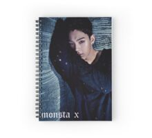 MONSTAX shownu Spiral Notebook