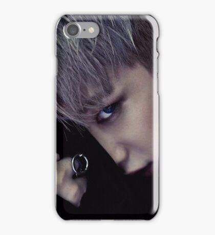 wonho monstax iPhone Case/Skin