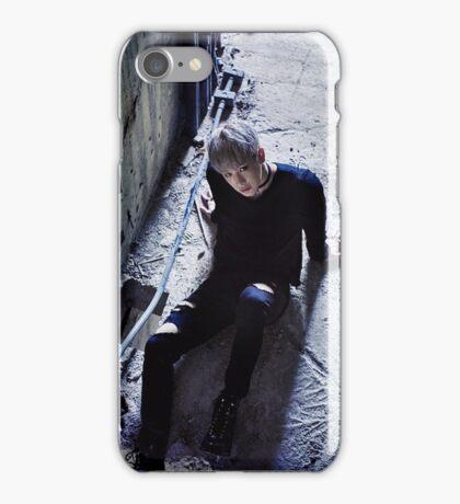monstax wonho iPhone Case/Skin