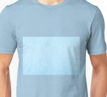 Blue creased cardboard texture  Unisex T-Shirt